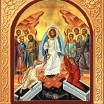 Easter Resurrection Flyer2011